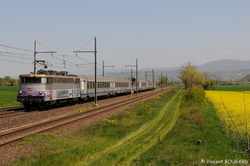 BB25252 at St Denis-en-Bugey.