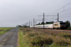 BB7256 near Rouvray-St-Denis.