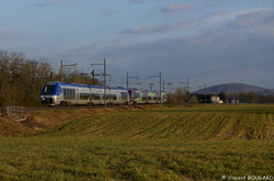 B81721 and B81737 near Ambronay.