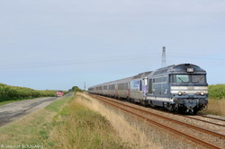 BB67556 and BB67419 near Ste Gemme-la-Plaine.